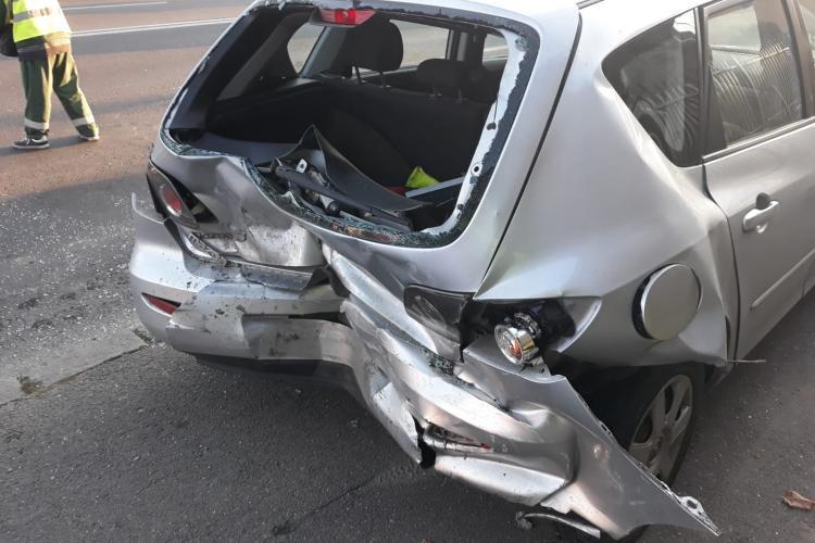 """Clujeanul care a făcut """"ravagii"""" cu mașina în Someșeni, reținut de polițiști. Avea o alcoolemie RECORD"""