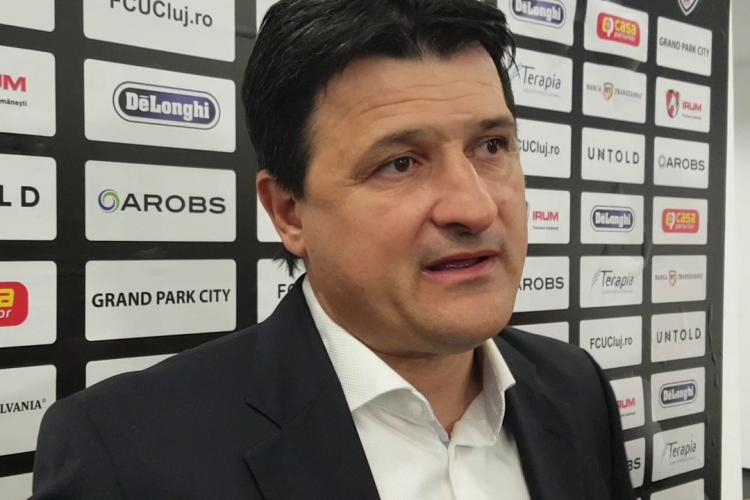 U Cluj câștigă la masa verde meciul cu Dunărea Călărași și adună trei puncte în clasament