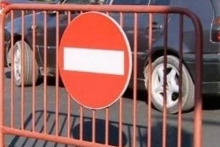 Restricții de circulație în centrul orașului, în perioada Zilelor Clujului