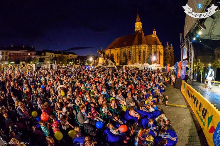 Peste 27.000 de spectatori la ediția din 2019 a festivalului WonderPuck, de la Cluj