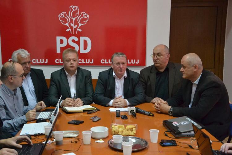 Remus Lăpușan demisionează din funcţia de lider de grup al consilierilor judeţeni PSD Cluj