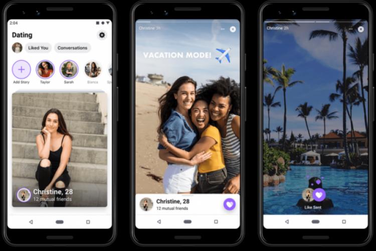 Facebook intră în concurență cu Tinder! A lansat propriul serviciu matrimonial