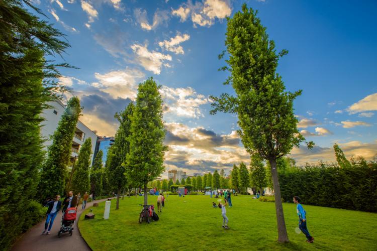Vino în week-end în Iulius Parc să descoper cum poți avea o alimentație sănătoasă
