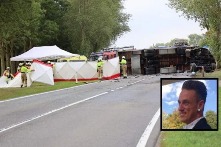 Olandezul acuzat de uciderea fetiței de 11 ani din Dâmbăvița s-a sinucis