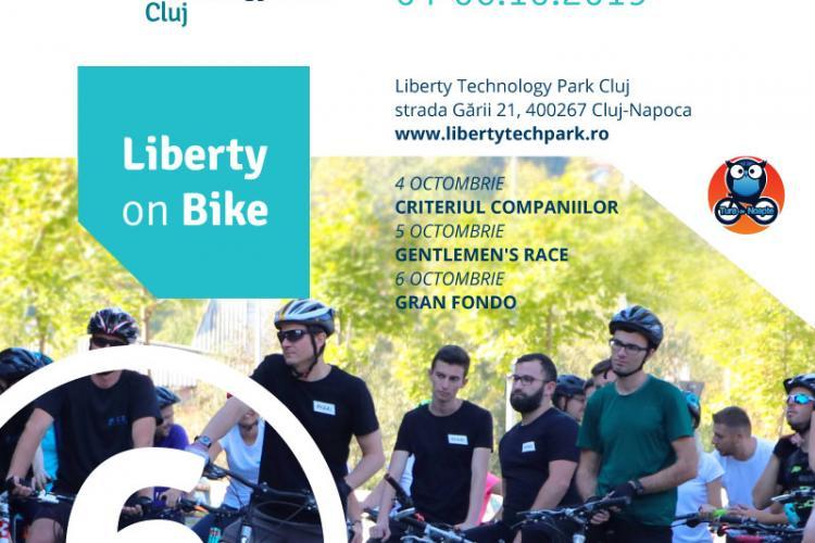 Liberty on Bike 2019 strânge biciclete pentru copiii din mai multe centre de plasament din Cluj