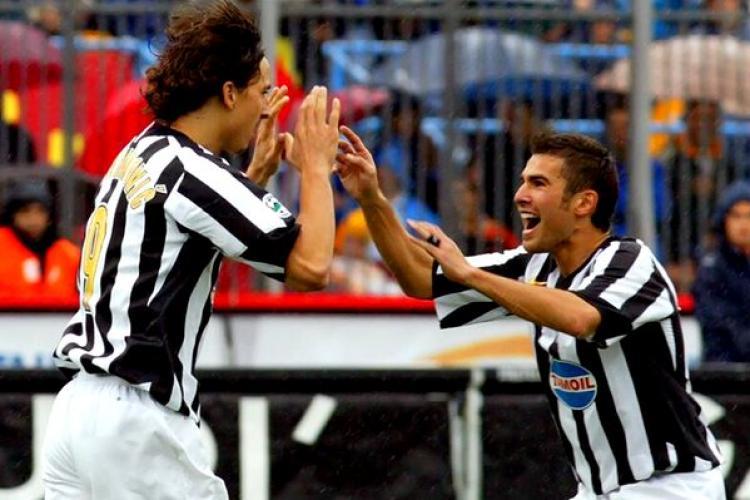 Francesco Totti şi Zlatan Ibrahimovic vin la Cluj, la un meci de fotbal
