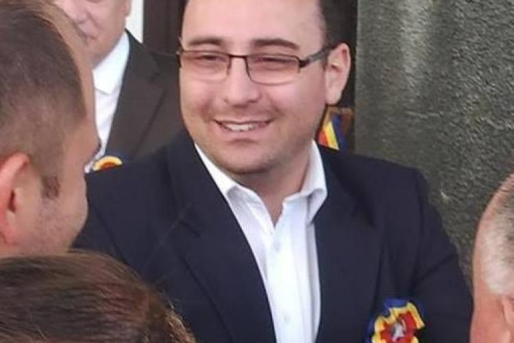 Horia Nasra demis din funcția de președinte interimar al PSD Cluj