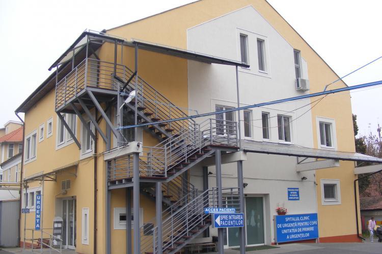 Aparatură medicală de peste 1.2 milioane de lei pentru Spitalul de Copii din Cluj-Napoca