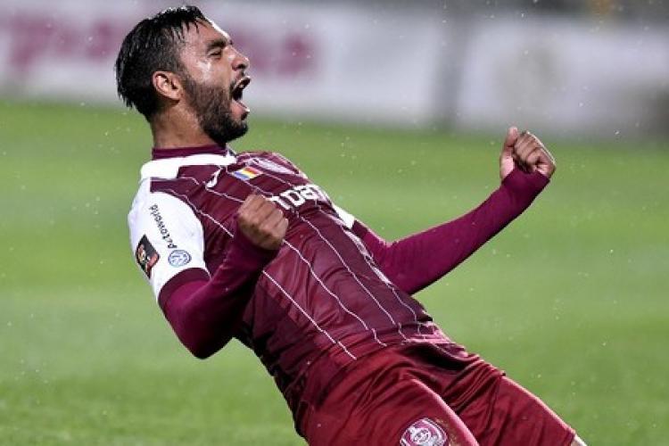CFR Cluj - Lazio 2-1. REZUMAT VIDEO. Clujenii sunt pe primul loc în grupa Europa League
