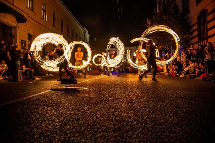 Zilele Clujului 2019, ziua a patra: Luni, 30 septembrie sunt concerte în Piața Unirii