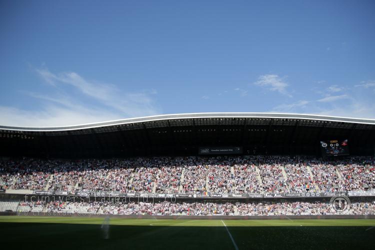 U Cluj revine pe Cluj Arena la meciul cu Petrolul