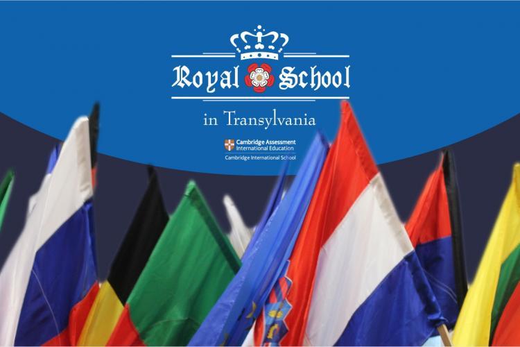 Royal School in Transylvania: Hai să vorbim!