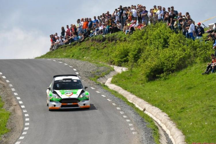 Transilvania Rally poposește din nou la Florești