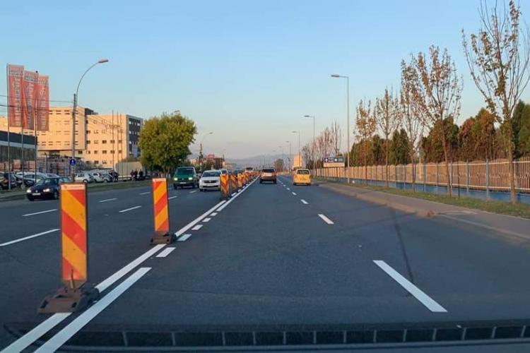 Marcaje rutiere greșite în Florești! Șoferii susțin că sunt derutați. CNAIR susține că vor fi corectate - FOTO