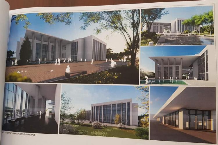 Sala Polivalentă/Casa de Cultură din Florești vor trece la Compania Națională de Investiții - FOTO