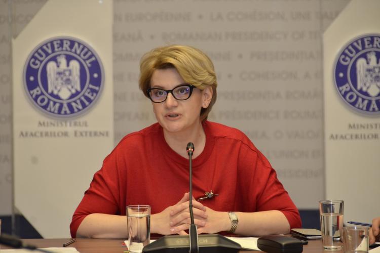 O clujeancă e a doua pe listă pentru funcția de comisar european. A fost reclamată că nu își ține orele la UBB