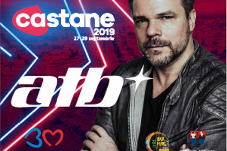 Castane 2019, super concerte la Baia Mare: ATB, Paul Van Dyk, Burak Yeter, BUG Mafia, Holograf, Smiley și alții