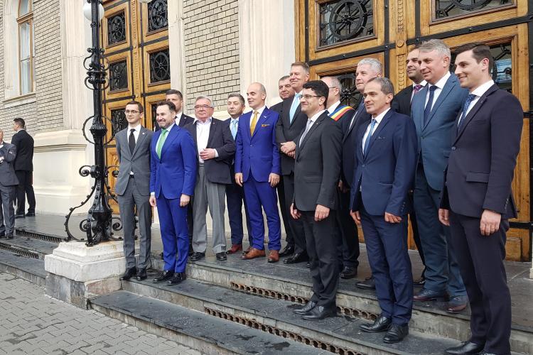 E oficial! Klaus Iohannis vine la Cluj, la deschiderea anului universitar