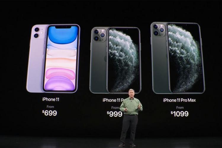Noile iphone-uri, mai scumpe cu aproape 200 de dolari în România? Vezi cât vor costa