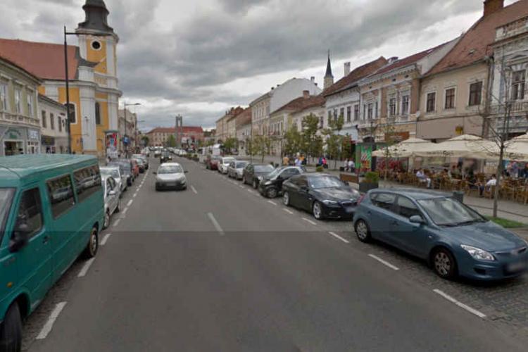 Consiliul Concurenței recomandă Clujului ca între anumite ore parcările din centru să fie gratuite
