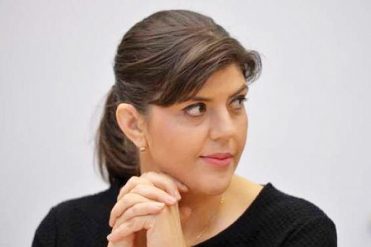 Laurei Codruţa Kovesi, desemnată procuror şef european