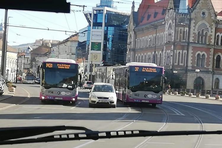 Un turist laudă Clujul! Iarăși cresc chiriile: Nici biletele nu le-am compostat la sfatul șoferului