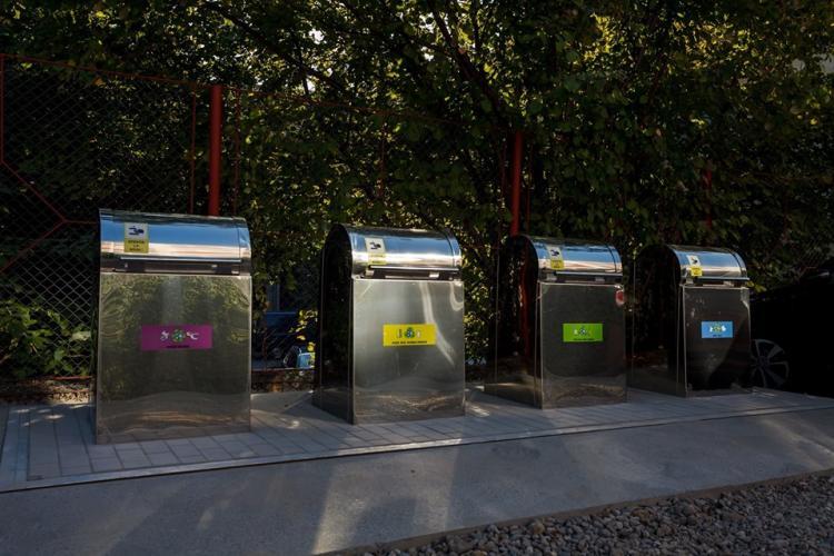 Alte 45 de platforme îngropate de gunoi au fost date în lucru la Cluj-Napoca