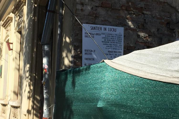 Mafia imobiliară din Primăria Cluj-Napoca închide ochii la demolarea unui fermecător restaurant interbelic