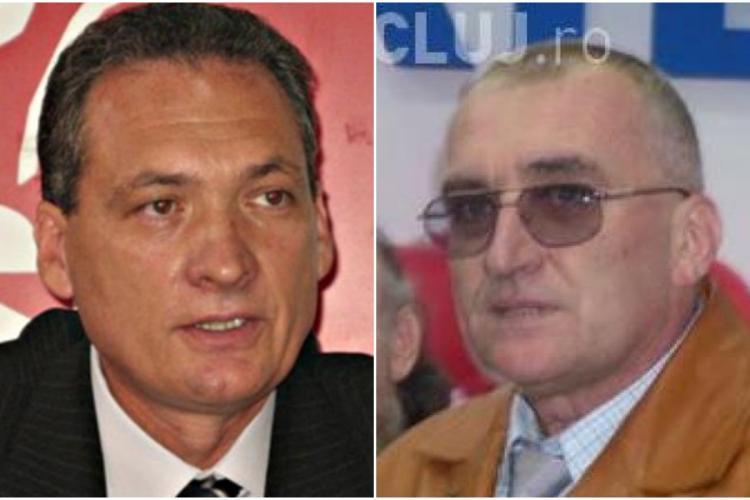 Controversații Alexandru Cordoș și Ștefan Dimitriu s-au reînscris în PSD Cluj pentru a întări organizația