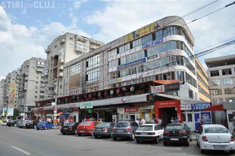 Piața Mărăști închisă de OPC Cluj, în zona de legume. Magazinele de carne și lactate s-au închis singure