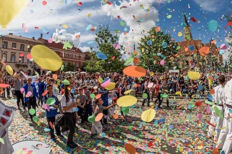 PROGRAM Zilele Clujului 2019 - Zeci de evenimente la final de septembrie. Vor fi concerte și surprize