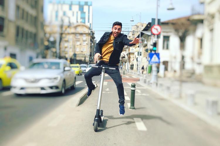 De ce nu vrea Emil Boc program de sharing pentru trotinete electrice în Cluj-Napoca- VIDEO