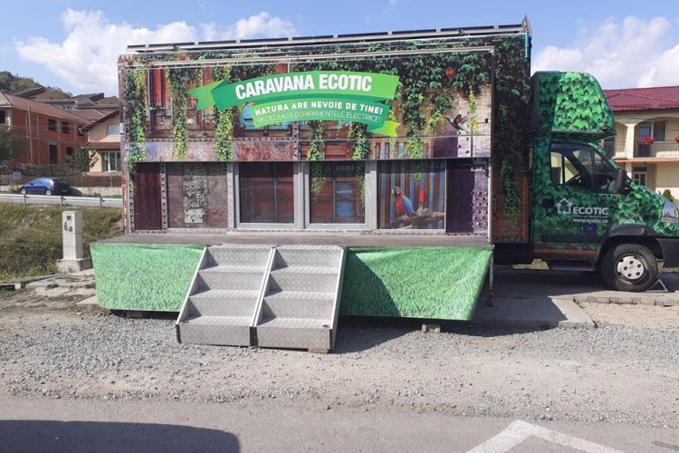 Deșeurile electronice sunt colectate gratuit în Florești
