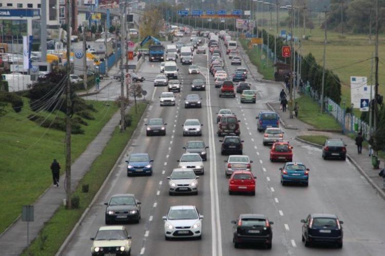 Benzi dedicate de autobuz și pe Calea Florești. În Florești vor fi benzi dedicate pe intervale orare