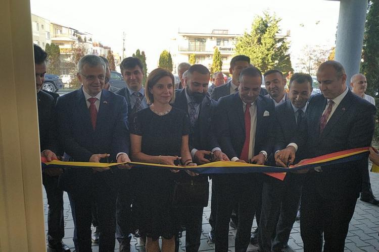 La Cluj s-a deschis filiala Asociaţiei Oamenilor de Afaceri Turci din România - FOTO și VIDEO