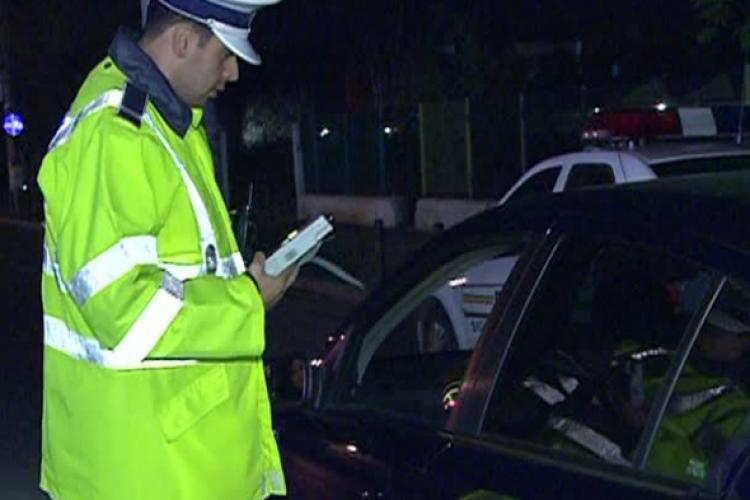 Șofer mort de beat reținut în Florești pentru 24 de ore, după ce a produs un accident pe DN1