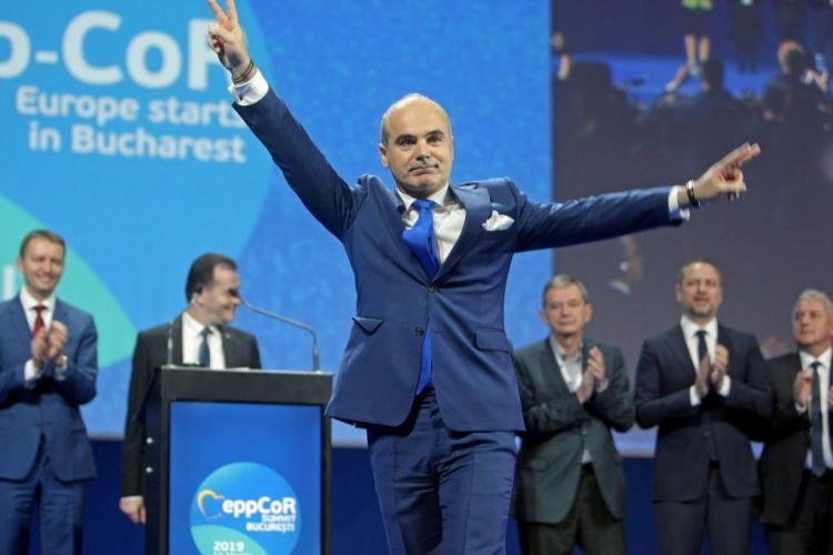 Rareș Bogdan a dezvăluit ce va face PNL -ul dacă guvernul Orban nu trece de Parlament