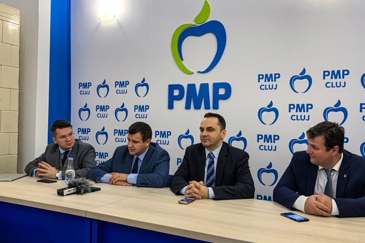 Eugen Tomac, la Cluj: Am condiționat votul colegilor mei la învestirea Guvernului Orban (P)