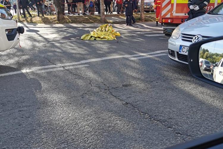 Șoferul camionului care a omorât o femeie în Grigorescu, arestat. Milionarul de la Coratim, liber și bine-merci