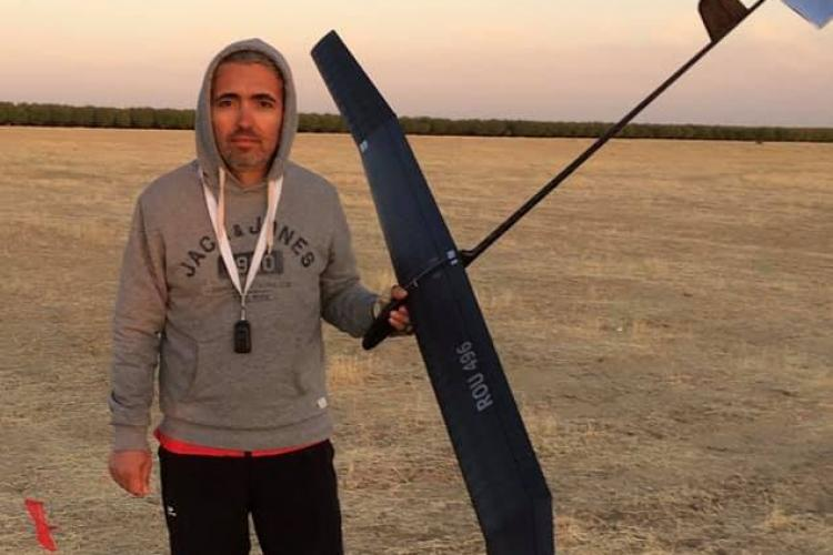 Clujean, campion mondial la Aeromodelism 2019 - FOTO
