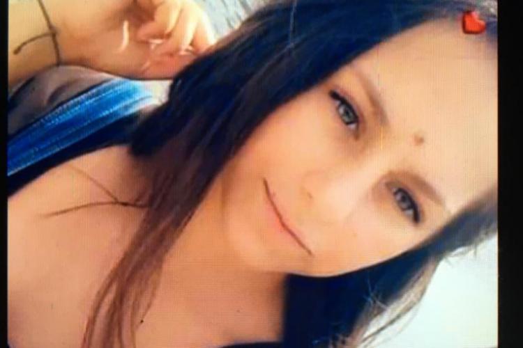 Minoră dispărută la Cluj. Se fac căutări - FOTO