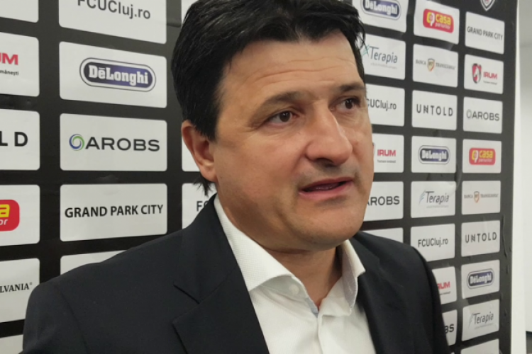 Ce spune Falub despre venirea lui Daniel Stanciu la Universitatea Cluj în locul lui: Încă eu iau deciziile sportive la club