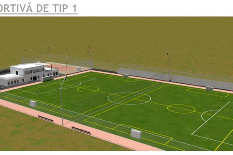 Floreștiul va avea o bază sportivă omologată UEFA și FRF, în valoare de 1,7 milioane euro