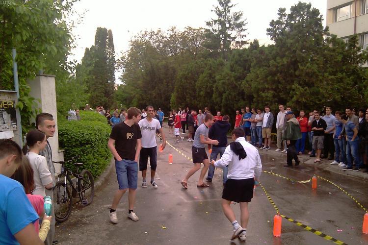 Zilele Studenților 2019! Studenții clujeni au parte de distracție timp de câteva zile