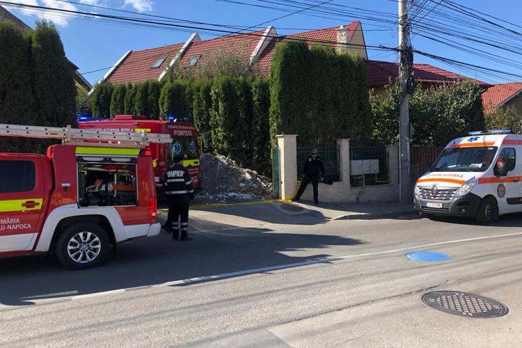 Explozie cu două victime în cartierul Europa! O persoană este rănită grav