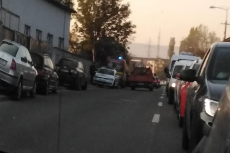 Tragedie în trafic la Cluj! Un bărbat a decedat în timp ce se afla în mașină