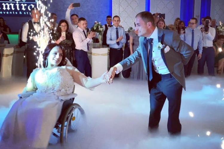 Robi ÎNVINGĂTORUL s-a însurat cu aleasa inimii lui! Nunta a fost de vis - VIDEO și FOTO