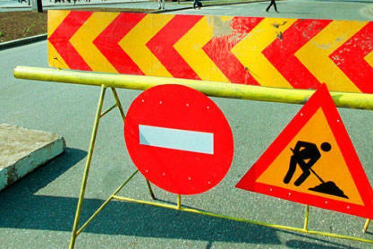 Lucrări pe o stradă din Florești! Se va închide temporar traficul