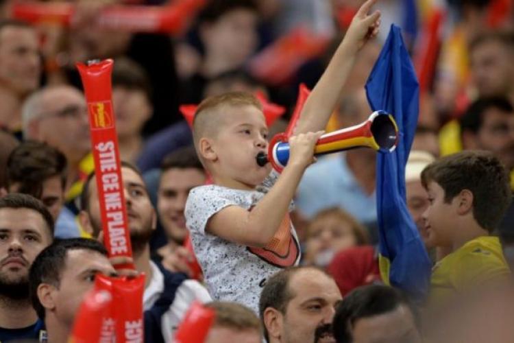 Norvegienii i-au atacat pe copiii de la meciul cu România