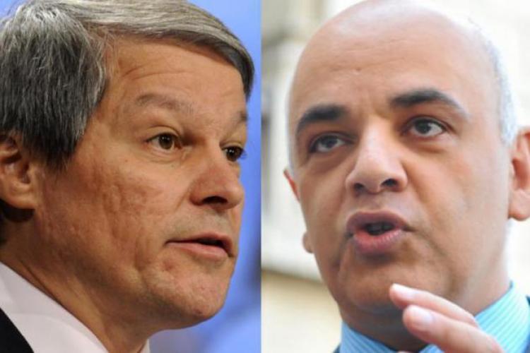 Dacian Cioloș îi cere demisia lui Raed Arafat